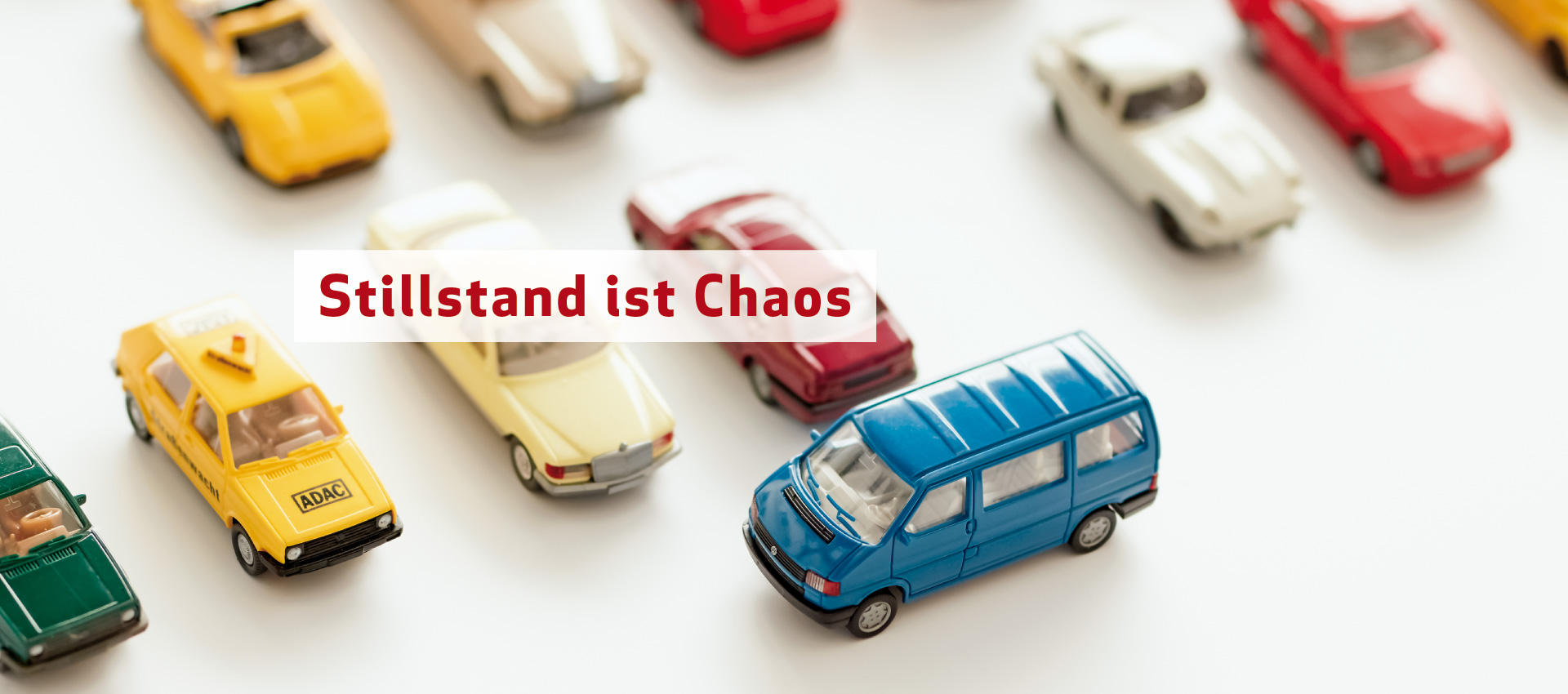 Stillstand ist Chaos