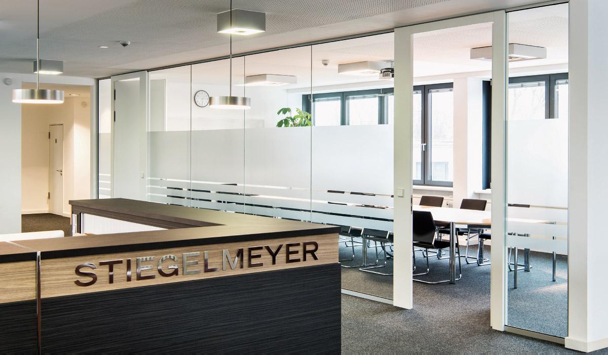 Stiegelmeyer · Herford – Pape Architekten
